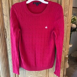 Brooks Brothers pullover  knit Cotton sweater .